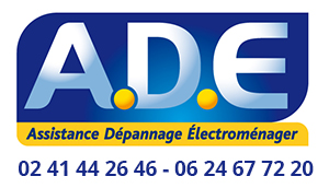 ade assistance depannage electromenager brissac